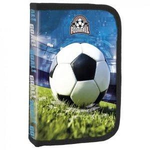 Piórnik z wyposażeniem FOOTBALL Piłka nożna (PWJPI16)