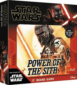 TREFL Gra planszowa STAR WARS Power of the Sith  (01782)