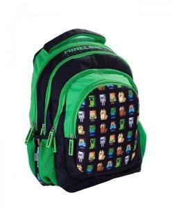 Plecak szkolny 24 L MINECRAFT (502020200)