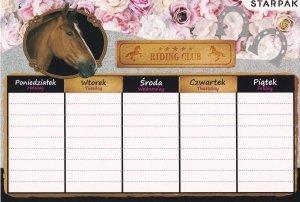Plan lekcji STARPAK HORSES Konie (447903)
