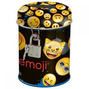 Skarbonka z kłódką Emoji EMOTIKONY (SKEM12)