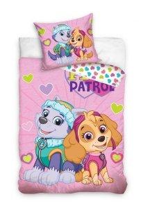Pościel niemowlęca 100 x 135 PSI PATROL PAW PATROL (PAW192019)