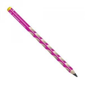 Ołówek do nauki pisania Stabilo Easygraph dla leworęcznych różowy (321/01)
