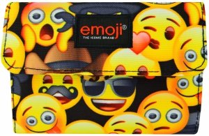 Portfel ST.RIGHT Emoji EMOTIKONY NW-02 (42182)