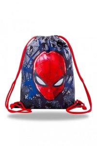 WOREK CoolPack BETA Spiderman na szarym tle, SPIDERMAN BLACK (B54303)