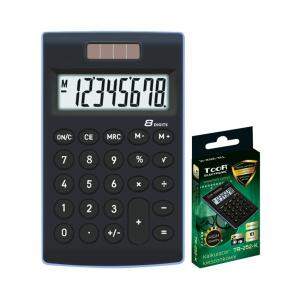 Kalkulator BIUROWY SZKOLNY czarny TOOR (120-1772)