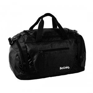 Torba sportowa czarna, BLACK Paso (PPBK20-019)