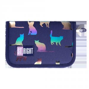 Piórnik St.Right bez wyposażenia kotki, HOLO CATS PC3 (39418)