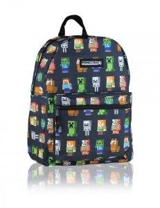 Plecak młodzieżowy MINECRAFT (502020201)