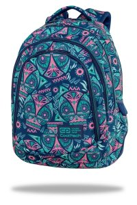 Plecak CoolPack DRAFTER 28 L azteckie wzory, AZTEC GREEN (C10190)