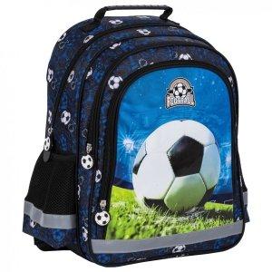 Plecak szkolny FOOTBALL Piłka nożna (PL15BPI16)