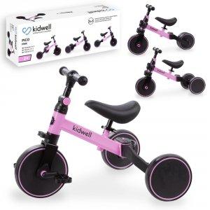 Rowerek 3w1 PICO Pink KIDWELL (ROTRPIC01A1)