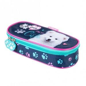 Piórnik szkolny My Little Friend CUTE DOG Piesek saszetka (34529)