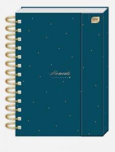 Album na zdjęcia na magnes B5 Metallic Granat Interdruk (80008)