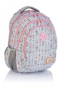 Plecak HEAD w pastelowe strzałki, ARROWS HD-286 (502019063)