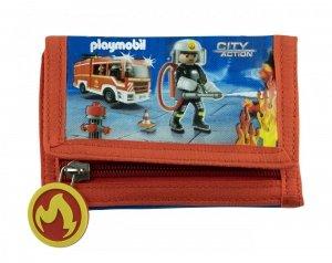 Portfel PLAYMOBIL Strażak PL-05 (504020005)