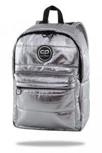 Plecak CoolPack miejski RUBY srebrny GLOSS SILVER (B07221)