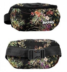 Saszetka na pas torba nerka kwiaty, FLOWERS Paso (PPRS20-510)