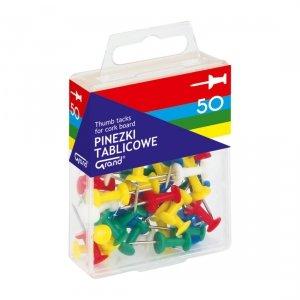 Pinezki BECZUŁKI 50 sztuk w pudełku GRAND (110-1116)