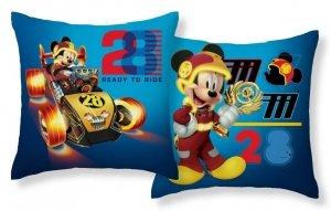 Poszewka na poduszkę 3D Myszka Mickey 40 x 40 cm (MM07)