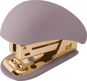 Zszywacz mały MINI SATIN GOLD fioletowy (96054)