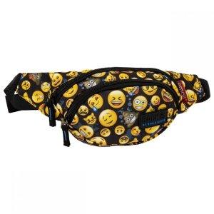 SASZETKA NERKA BackUP na pas torba Emoji EMOTIKONY (TBB3AEM61)