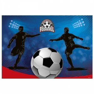 Podkład oklejany na biurko FOOTBALL Piłka nożna (POPI15)