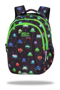 Plecak wczesnoszkolny CoolPack JOY S 21L piksele, PIXELS (C48233)
