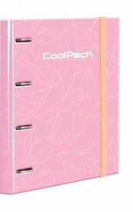 CoolPack Segregator A4 z kartkami RING BOOK Pastel Pink (87935CP)
