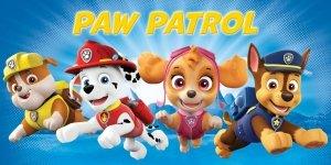 Ręcznik plażowy kąpielowy Psi Patrol 70 x 140 cm (PAW173020)