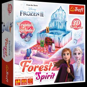 TREFL Gra planszowa FROZEN 2, Kraina Lodu Forest Spirit (01755)
