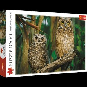 TREFL Puzzle 1000 el.  OWLS Sowy (10603)