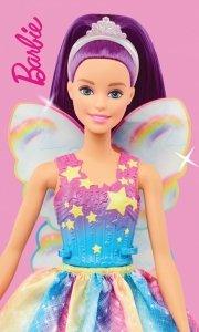Ręcznik dziecięcy Barbie 30 x 50 cm (BARB213001)