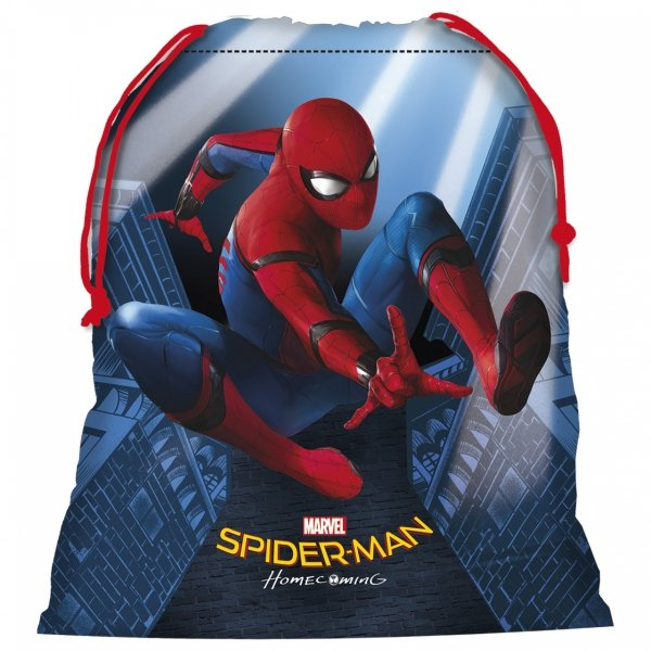 Worek na obuwie Amazing SPIDER-MAN HOMECOMINGl (WOPJ10)