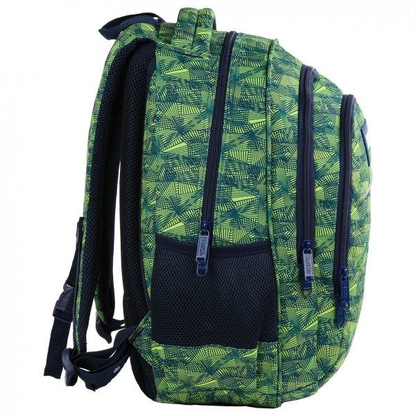 ZESTAW 2 el. Plecak szkolny młodzieżowy BackUP GEOMETRIA (PLB2H45SET2CZ)