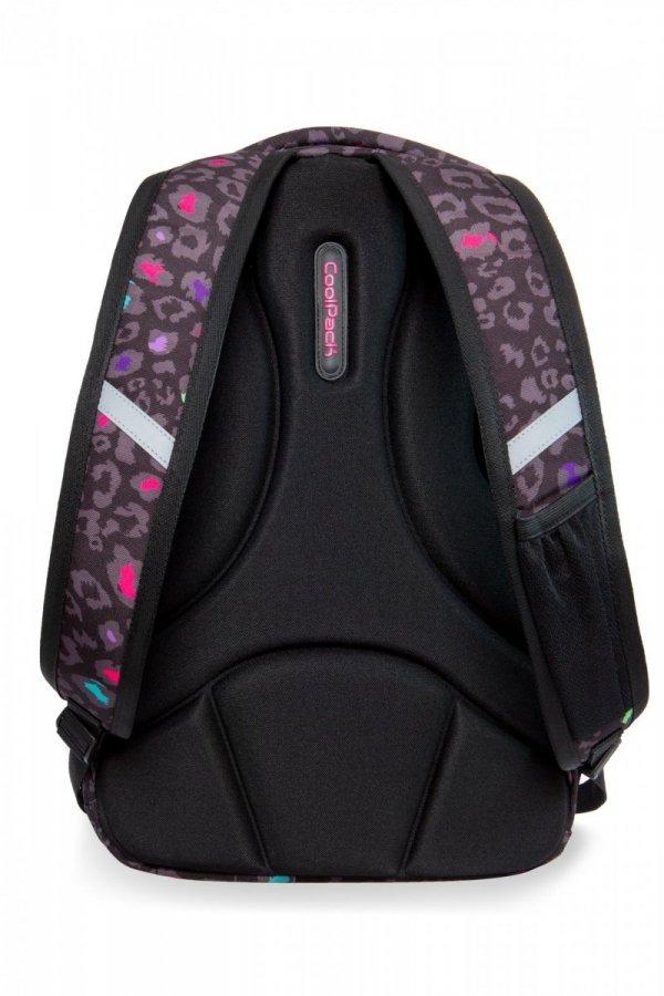 Plecak CoolPack STRIKE L  w czarną panterkę, BLACK PANTHER (B18044)
