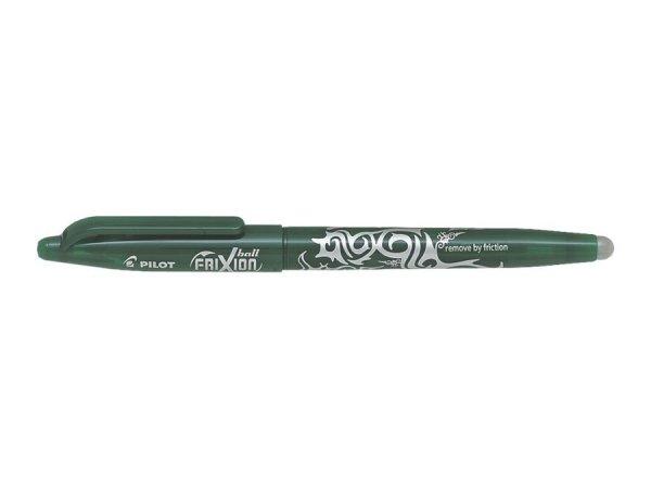 Długopis żelowy pióro wymazywalny FriXion PILOT zielony (22730)