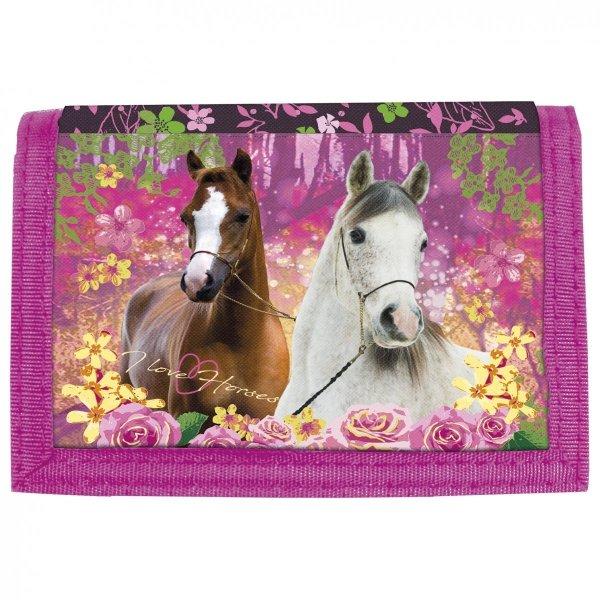 Portfel I LOVE HORSES Konie (PFKO15)