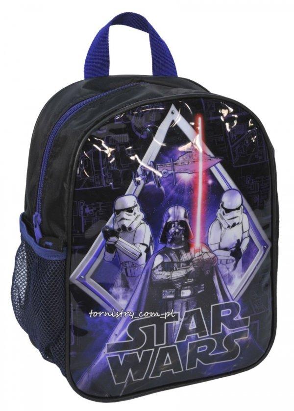 Plecak przedszkolny wycieczkowy STAR WARS (STA303)