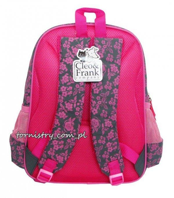 Plecak szkolny Cleo i Frank (PL15CF11)