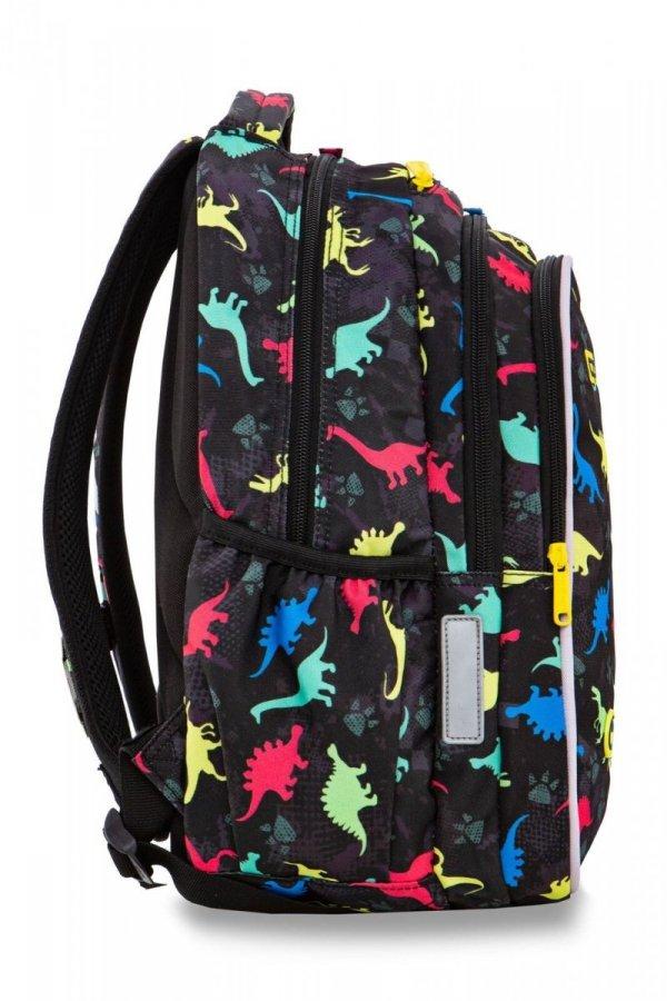 Plecak CoolPack LED JOY M dinozaury DINOSAURS (94603)
