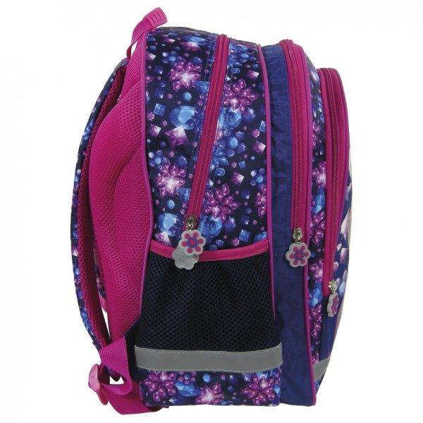 ZESTAW 4 el. Plecak szkolny FROZEN KRAINA LODU (PL15BKL22)