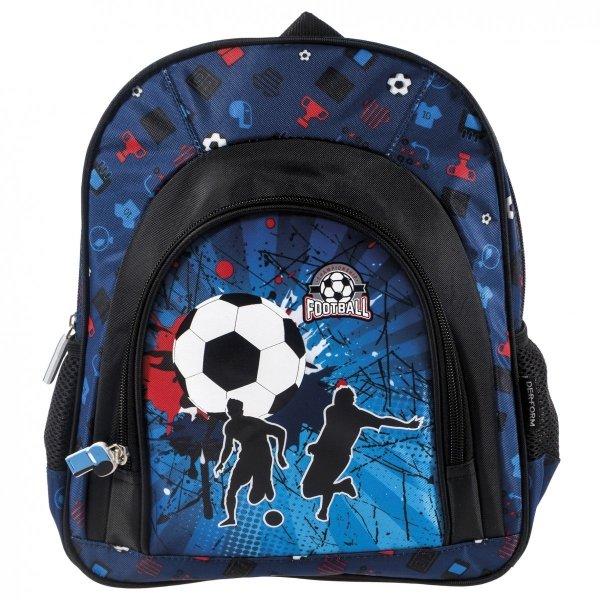 Plecak przedszkolny wycieczkowy FOOTBALL Piłka nożna (PL12PI12)