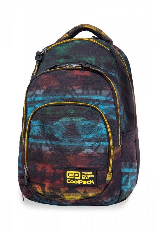 Plecak CoolPack VANCE ukryte wzory, HYDE (B37097)