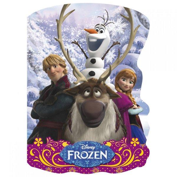 Zestaw upominkowy 8 el. torebka na ramię Frozen KRAINA LODU (TRAKL19SET)