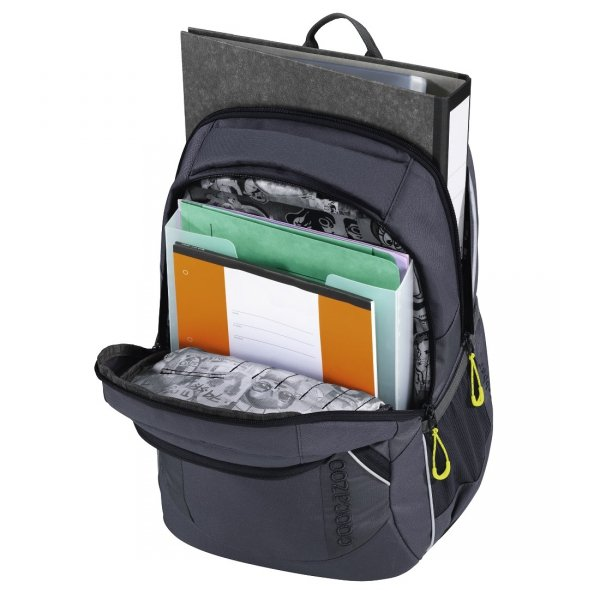 Coocazoo plecak szkolny JobJobber 2, MatchPatch Shadowman (138712)