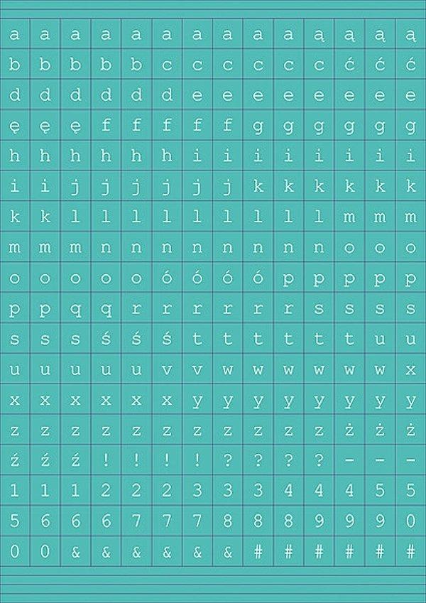 Blok kreatywny A4 z motywami BOTANIQUE (58533)
