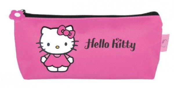 Piórnik kosmetyczka Hello Kitty, licencja Sanrio (PPHK18)