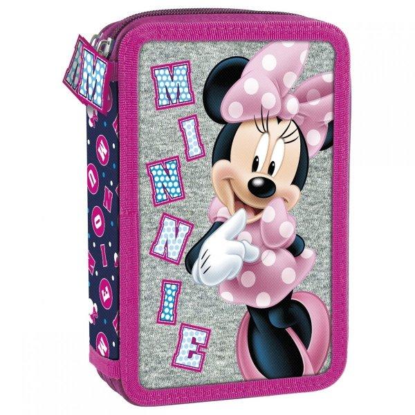 Piórnik dwukomorowy Myszka Minnie (PDMM21)