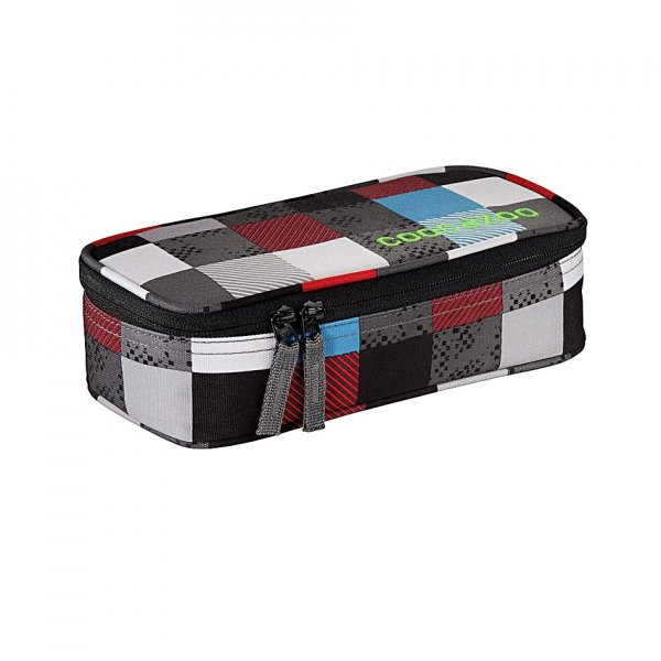 ZESTAW Plecak Coocazoo RayDay Checkmate + Piórnik (139270SET)